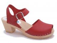 3f87b703c48 Träsko sandaler från Moheda Toffeln